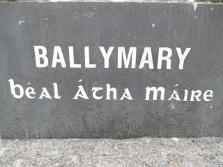 Ballymary Townland Stone | Milltown Heritage Group
