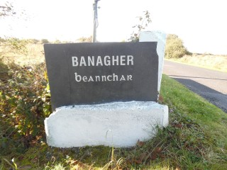 Banagher Townland Stone | Milltown Heritage Group