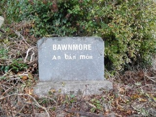 Bawnmore Townland Stone | Milltown Heritage Group