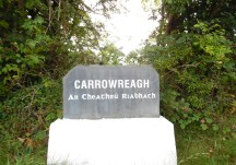 Carrowreagh Monuments