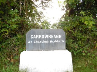 Carrowreagh Townland Stone | Milltown Heritage Group