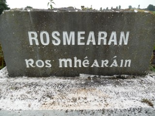 Rosmearan Townland Stone | Milltown Heritage Group