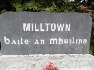 Milltown Townland Stone | Milltown Heritage Group