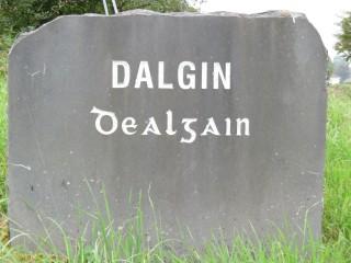 Dalgin townland stone | Milltown Heritage Group