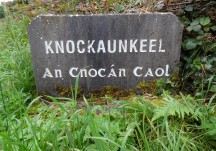Knockaunkeel Monuments