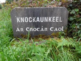 Knockaunkeel townland stone | Milltown Heritage Group
