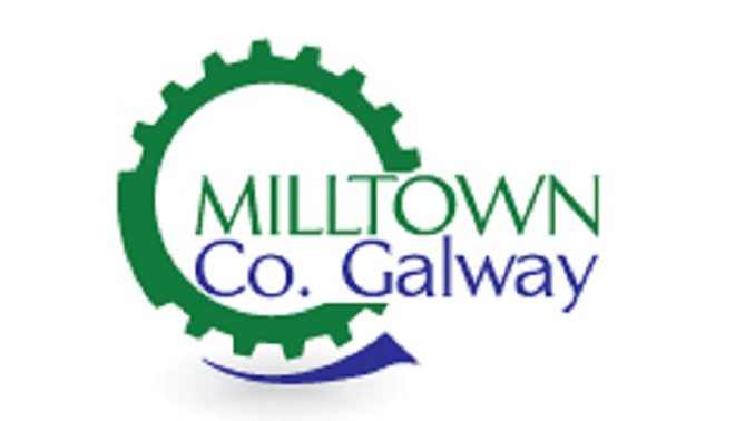 Milltown Co Galway  | Logo by Nick Skehan