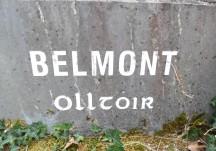 Belmont Monuments