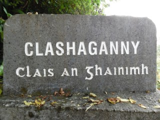 Clashaganny Townland Stone | Milltown Heritage Group