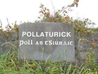Pollaturick Townland Stone | Milltown Heritage Group