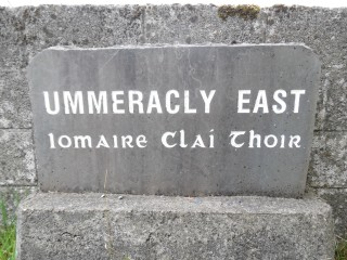 Ummeracly East Townland Stone | Milltown Heritage Group