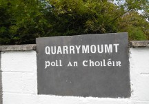 Quarrymount Monuments