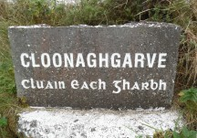 Cloonaghgarve Monuments
