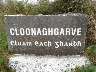 Cloonaghgarve Townland Stone | Milltown Heritage Group