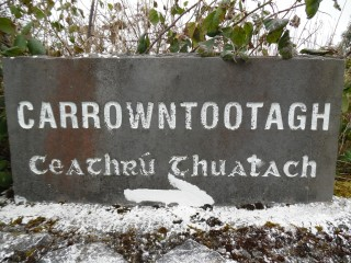 Carrowntootagh Townland Stone | Milltown Heritage Group