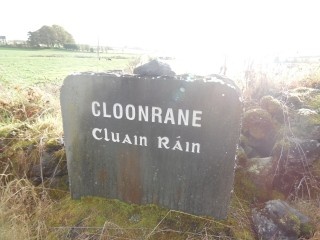 Cloonrane Townland Stone | Milltown Heritage Group