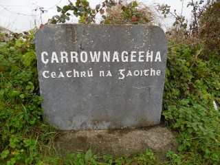 Carrowngeeha Townland Stone | Milltown Heritage Group