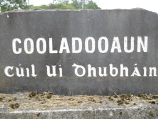 Cooladooaun Townland Stone | Milltown Heritage Group