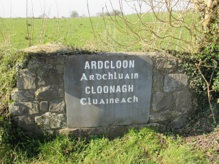 Ardcloon Townland Stone | Milltown Heritage Group