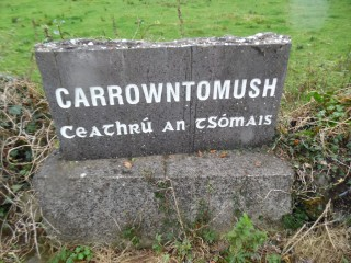 Carrownthomas Townland Stone | Milltown Heritage Group