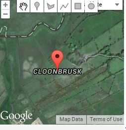 Cloonbrusk Satellite View | Google Maps