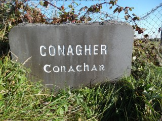 Conagher Townland Stone | Milltown Heritage Group