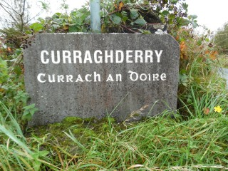 Curraghderry Townland Stone | Milltown Heritage Group