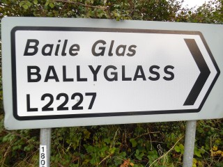 Ballyglass Signpost | Milltown Heritage Group