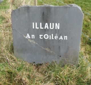 Ilaun Townland Stone | Milltown Heritage Group