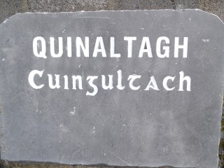Quinaltagh Townland Stone | Milltown Heritage Group