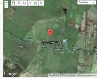 Cloonmoyle Satellite View | Google Maps