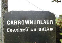 Carrownurlaur Monuments