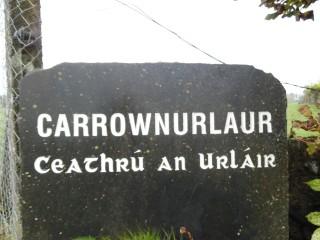 Carrownurlaur townland stone | Milltown Heritage Group
