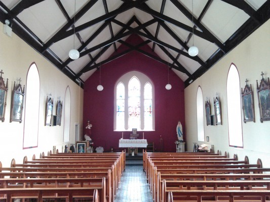 Church Interior | Ray McGrath