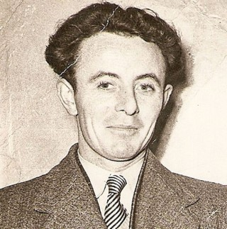 Michael Boyle when he began working as a miner in the 1950s