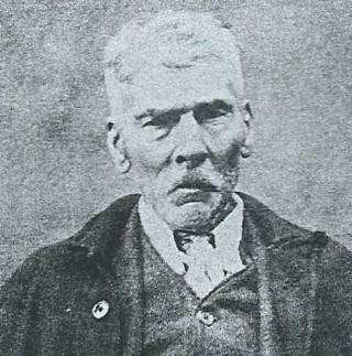 Great grandfather: Michael Keegan, a miner in Yorkshire