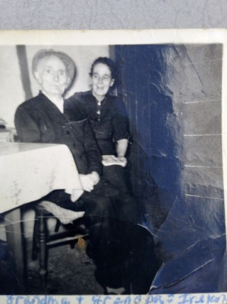 Michael Boyle snr and Margaret Boyle nee Martin, 1952 | Sheron Boyle