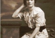 "Ellen ""Nellie"" Farragher Lacey 1889-1935"