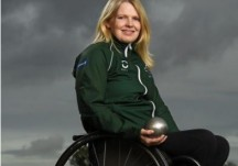 Milltowns's good luck party for Rio–bound Paralympian Deirdre
