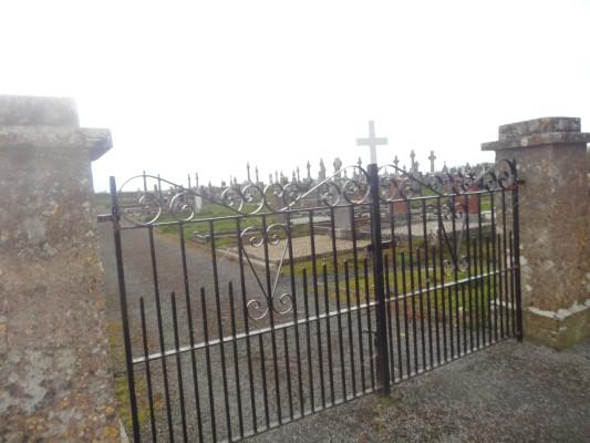 Kilgevrin Graveyard | Milltown Heritage Group