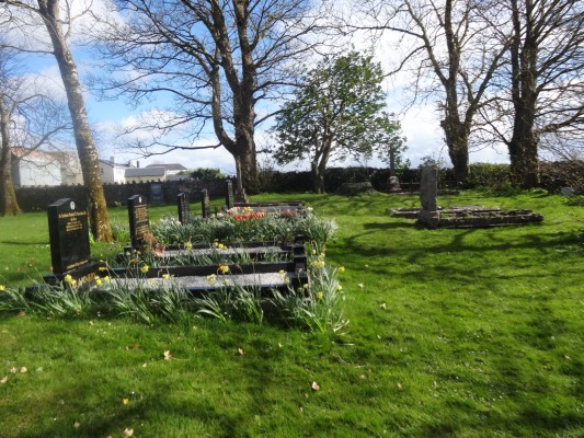 St Joseph's Church Graveyard | Milltown Heritage Group
