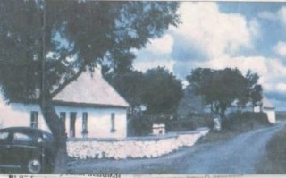 SAFE HOUSE : The Brennan homestead at Liskeavy, Milltown, was shot up by Crown forces during the War of Independence.