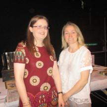 Pauline Connolly & Liz Gardiner