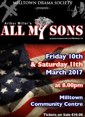 All My Sons | Milltown Drama Society