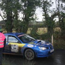 Driver Stephen Hernon & Navigator Jeff Case. Subaru Impreza N128