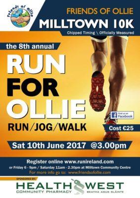 Run for Ollie 2017 | Friends of Ollie