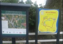 Heritage Trail and Sli na Slainte routes