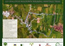 Walking Heritage Trail Map