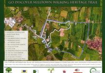 Walking Heritage Trail Map