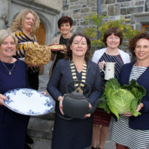 Galway's Gastronomy Project launch organised by Galway County Heritage at Claregalway Castle | Photo by Hany Marzouk